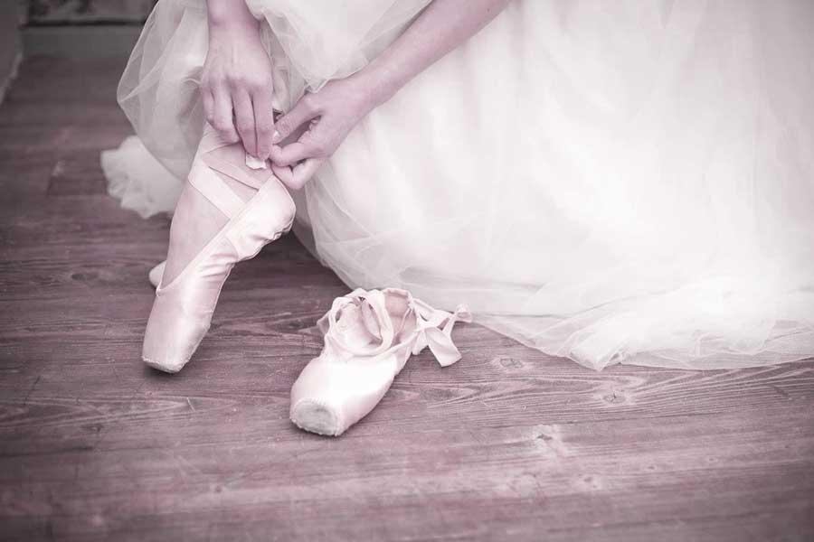 バレエの写真